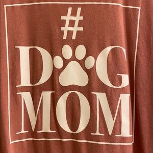 ATX Mafia Dog Mom Shirt Women's Small Tee